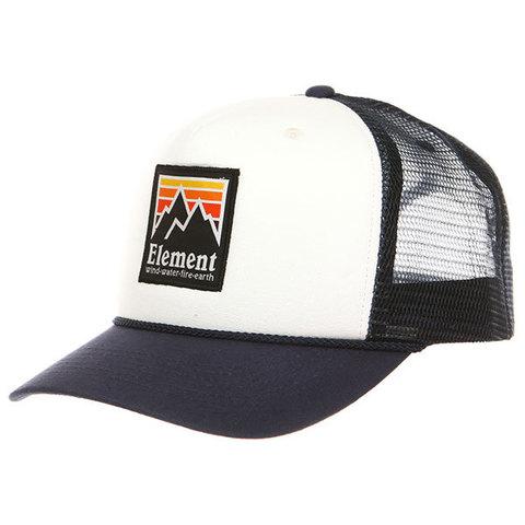 Кепка Element PEAK TRUCKER CAP INDIGO