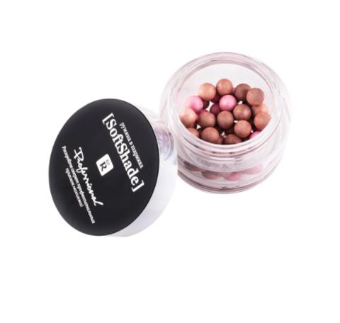 RELOUIS Румяна в шариках Soft Shade N05 тёмный персик