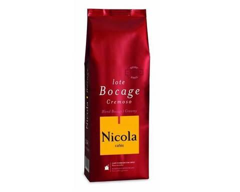 Кофе в зернах Nicola Bocage, 250 г
