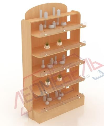 КСТ-12-50 Стеллаж криволинейный