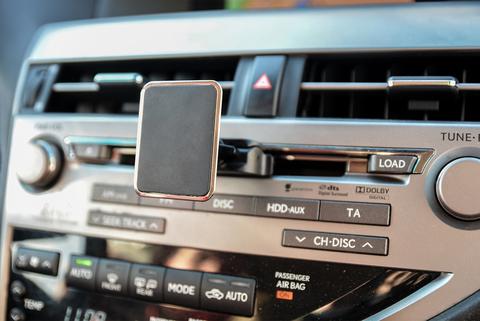 Автомобильный магнитный держатель AXPER Magic CD