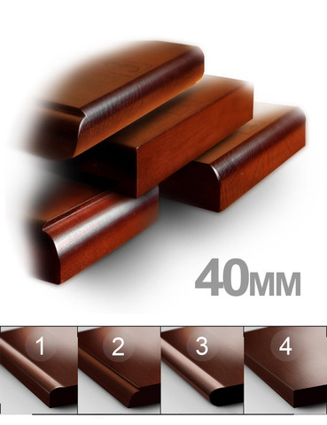 Столешница из массива бука 600*600 мм