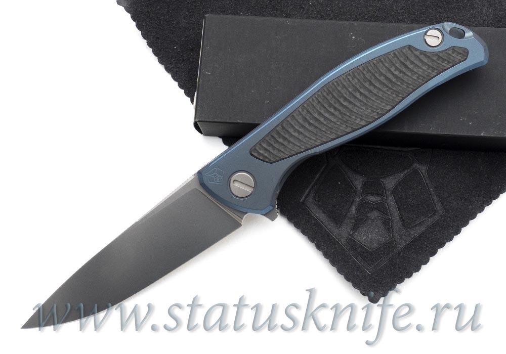Нож Широгоров Флиппер 95 S30V накладка