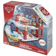 Cars Piston Cup Garage