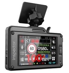 Купить комбо-устройство Inspector SCAT (видеорегистратор, радар-детектор, GPS-информатор) от производителя, недорого.