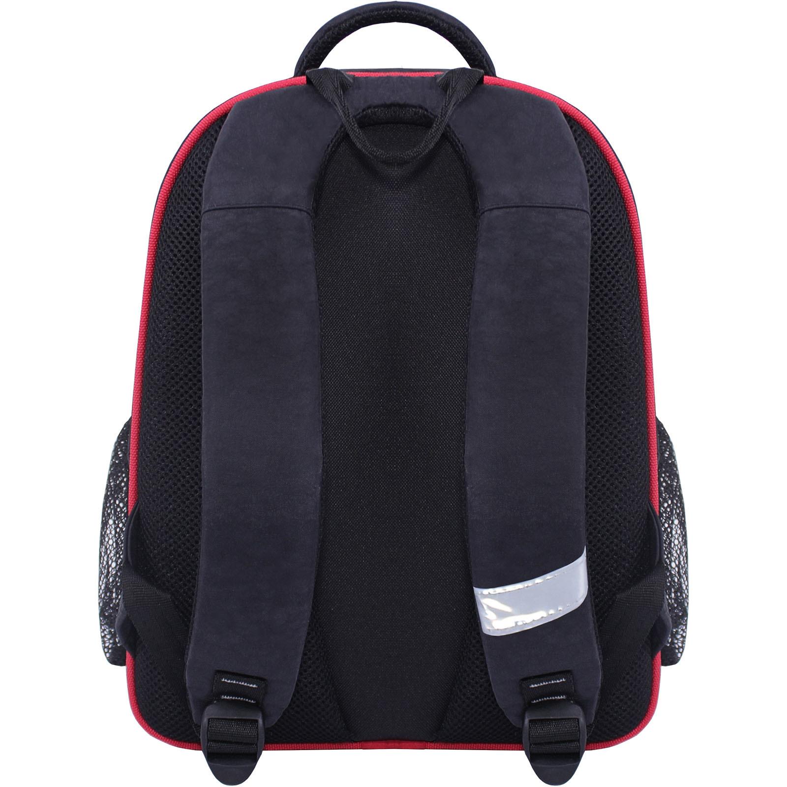 Рюкзак школьный Bagland Отличник 20 л. черный 568 (0058070) фото 3