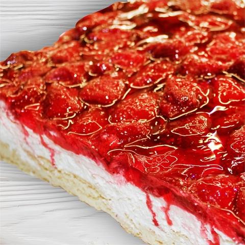 Пирог Клубничный тарт 1 кг