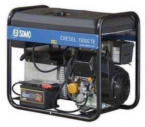 Кожух для дизельной электростанции SDMO Diesel 15000 TE