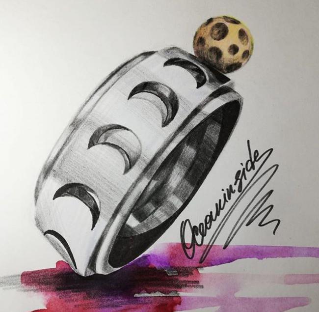 Кольцо-механизм