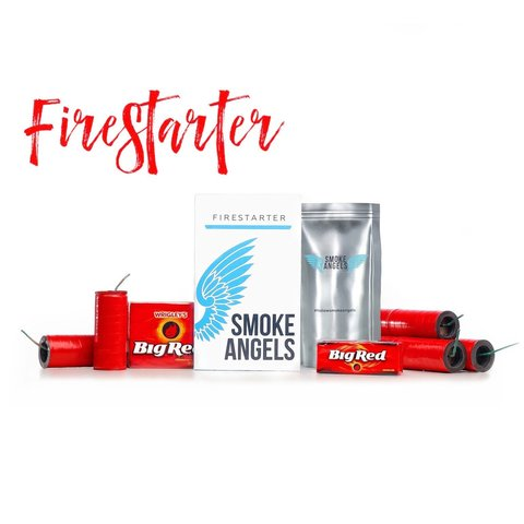 Smoke Angels Firestarter (Жвачка с корицей) 100г