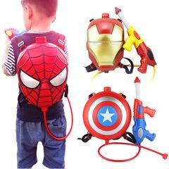 Мстители игрушка водный пистолет Супергероев