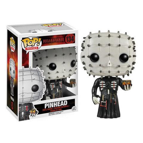 Funko Pop! Movies Horror Hellraiser 3 Pinhead    Пинхед (Восставший из ада)