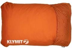 Подушка Klymit Drift Camp Pillow Regular оранжевая