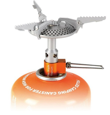 Горелка газовая титановая Fire-Maple Heat Core FMS-116T
