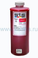 Пигментные чернила STS для HP Magenta 1000 мл