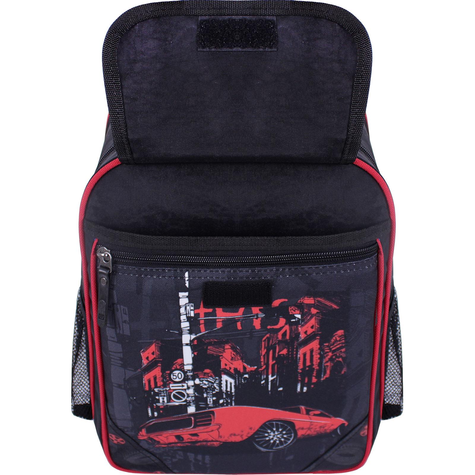 Рюкзак школьный Bagland Отличник 20 л. черный 568 (0058070) фото 4