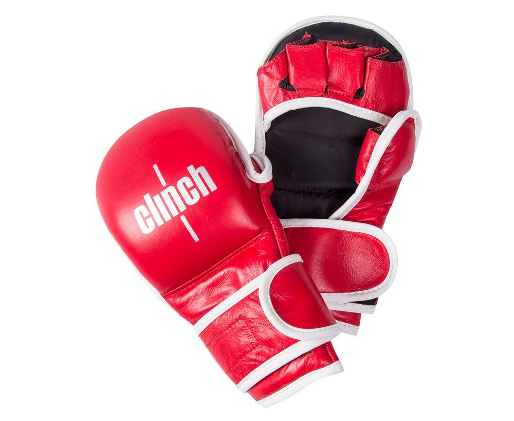 ММА перчатки Перчатки для смешанных единоборств CLINCH UNION perchatki_dlya_smeshannykh_edinoborstv_clinch_union_krasnye.jpg