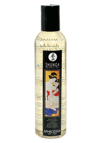 Массажное масло Shunga Massage Oil Aphrodisia, 250 мл