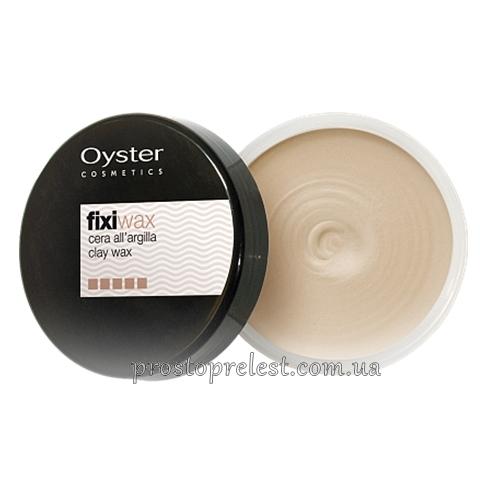 Oyster Professional Styling Matte - Матовий віск-глина сильної фіксації