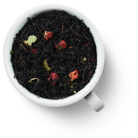 Лесная ягода Чай Gutenberg черный ароматизированный 100 гр.