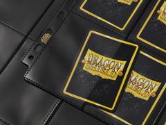 Черный лист Dragon Shield (3х3)