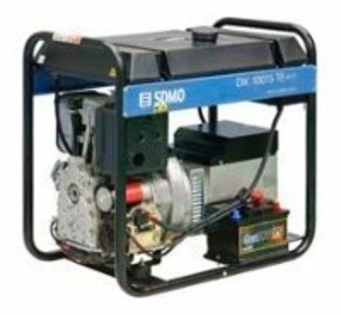 Кожух для дизельного генератора SDMO DX10015TE (7200 Вт)