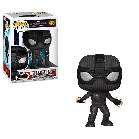 Spider-Man (Stelath Suit) Funko Pop! Vinyl Figure || Человек-паук (Маскировочный костюм)