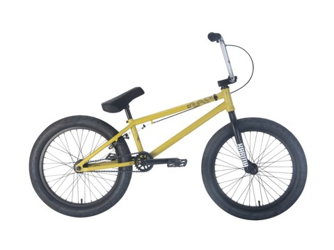 BMX Велосипед Karma Ultimatum LT 2020 (горчичный)