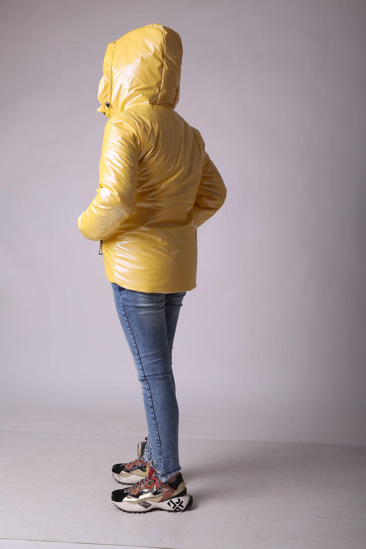 Куртка демисезонная для девочки Minika,  LB21-43
