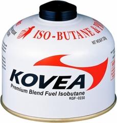 Баллон резьбовой Kovea для газовой горелки 230 (изобутан/пропан 70/30)