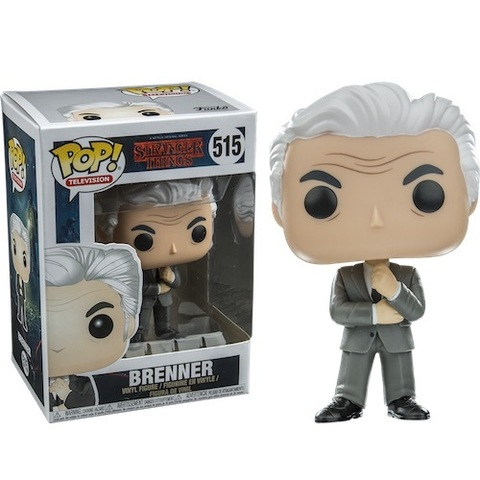 Фигурка Funko POP! Vinyl: Stranger Things: Brenner w/ Hazmat Suit 14429