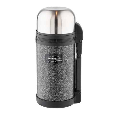 Термос Thermocafe by Thermos Hammp (1,2 литра), черный