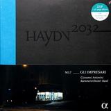 Giovanni Antonini, Kammerorchester Basel / Haydn: NO.7 Gli Impresari (2LP)