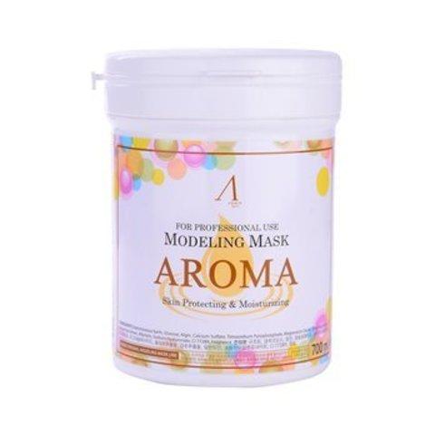 Маска альгинатная антивозрастная питательная ANSKIN Aroma Modeling Mask 240 гр банка