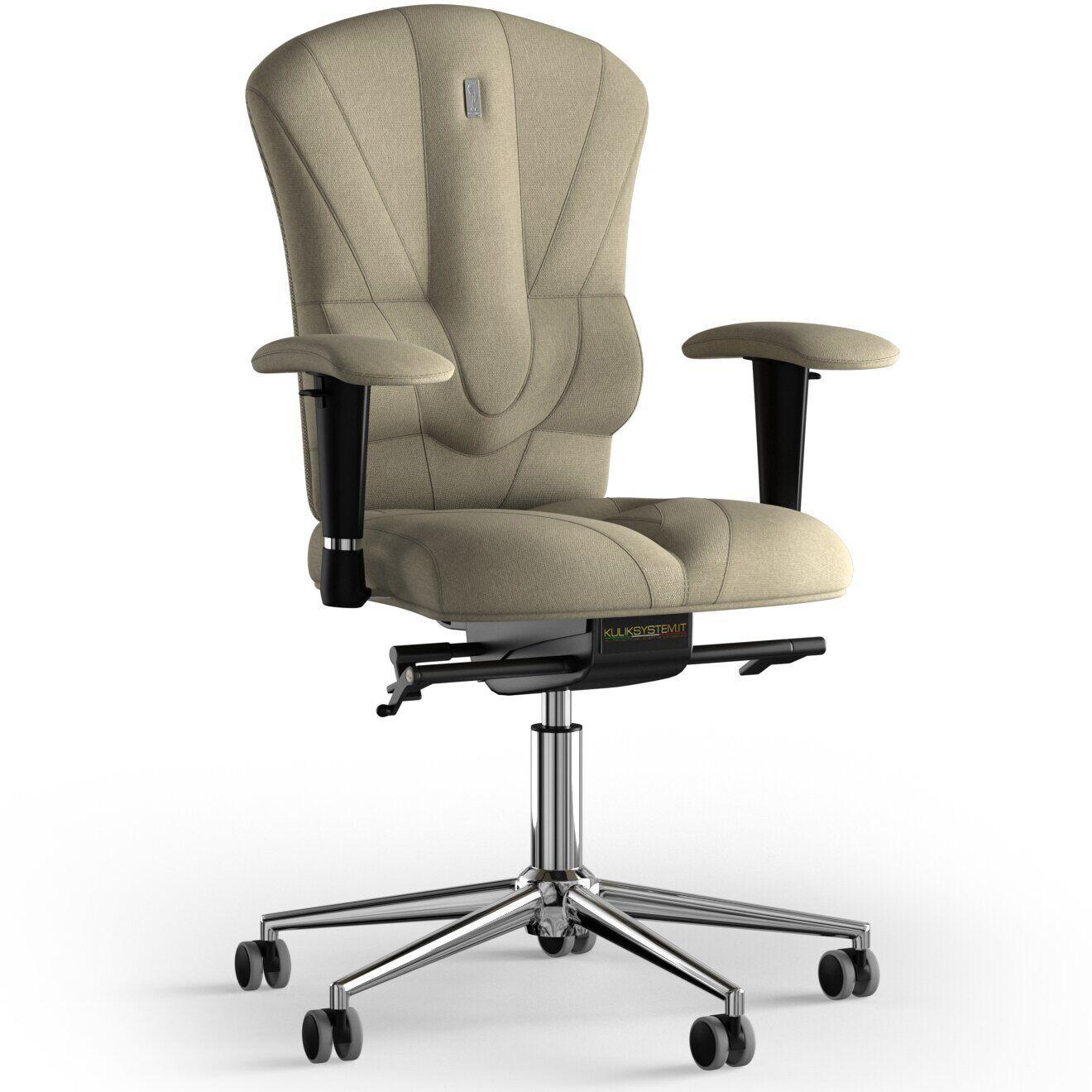 Кресло KULIK SYSTEM VICTORY Ткань без подголовника без строчки