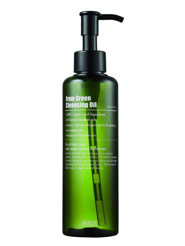Purito органическое гидрофильное масло From Green Cleansing Oil, 200 мл