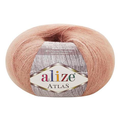 Atlas Alize 406 (Cветлая пудра)