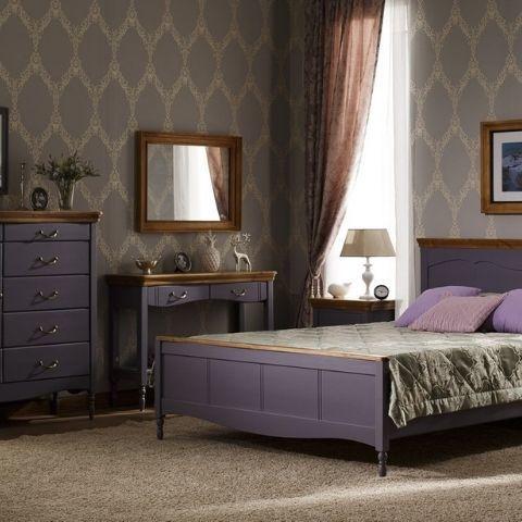 Спальня Айно 2 (индиго/антик)