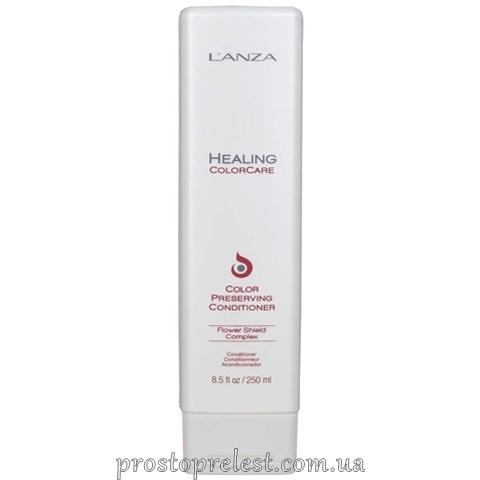 L'anza Healing ColorCare Color-Preserving Conditioner - Кондиціонер для захисту кольору волосся