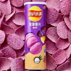 Чипсы Lay's со вкусом кокоса Китай 90 гр