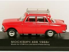 Moskvich-408 1968 film Diamond Arm VVM 014 1:43
