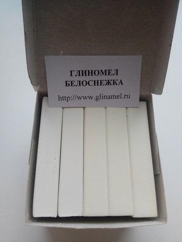 Глиномел Белоснежка (Россия)