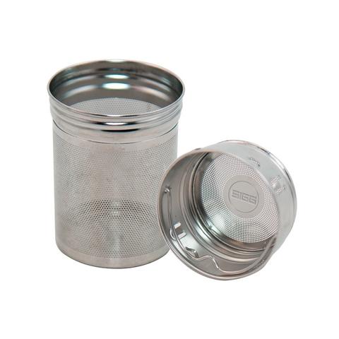 Термобутылка Sigg H&C Glass WMB Midnight (0,4 литра), голубая