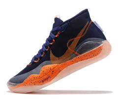 Nike KD 12 'Navi-Blue/Orange'