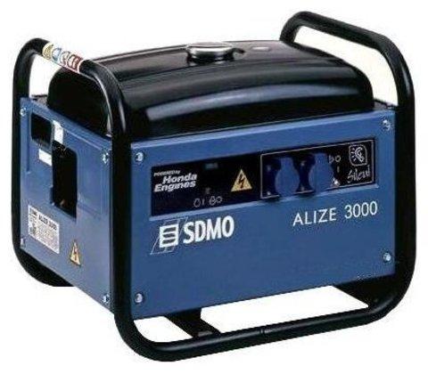Кожух для бензиновой электростанции SDMO Alize 3000