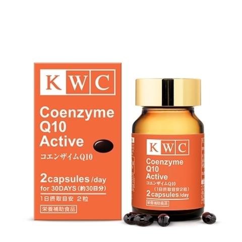 Коэнзим Q10 Актив, KWC, 60 капсул