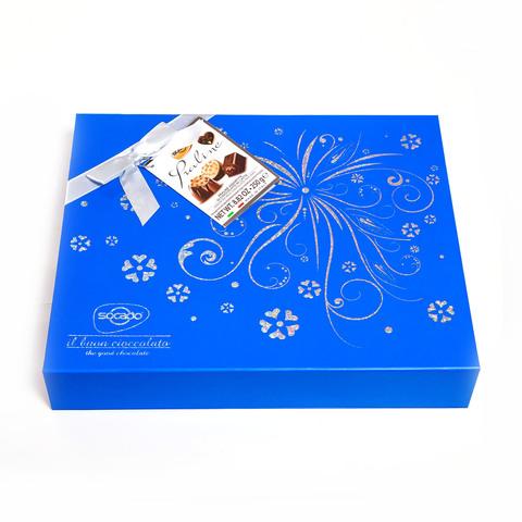 Набор конфет Socado из молочного шоколада Лунный свет, 250 гр