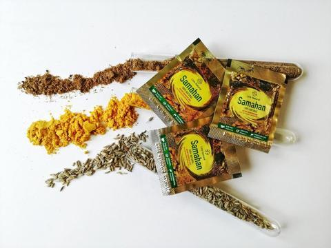 Samahan -Самахан -натуральный растворимый напиток от гриппа и простуды