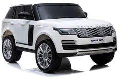 Детский электромобиль Range Rover HSE 4 WD белый
