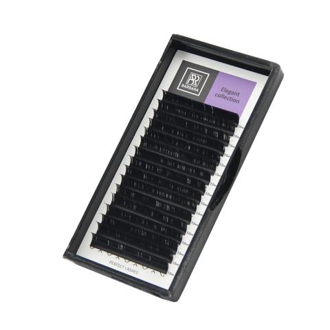 Ресницы чёрные Barbara Elegant - 16 линий